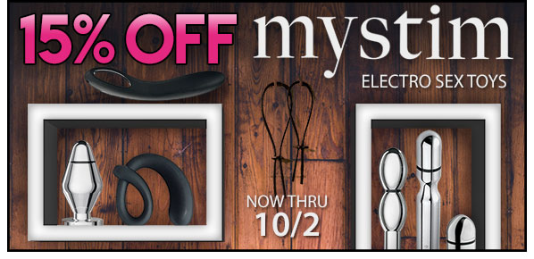 SheVibe MyStim ElectroSex Flash Sale