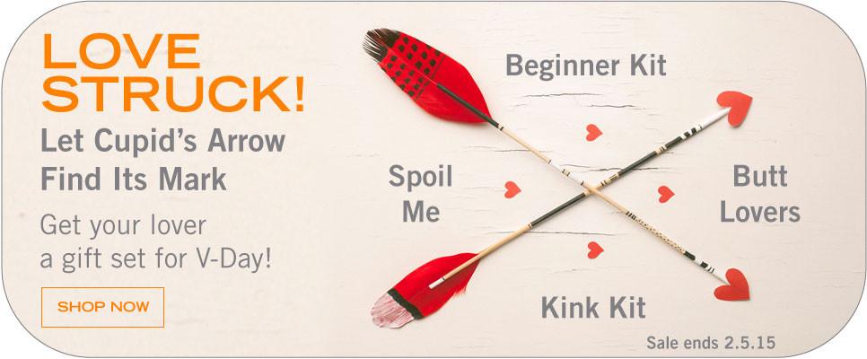Tantus Valentine's Day Kits