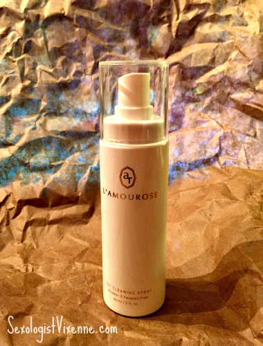 L'amourose Toy Cleaning Spray_wm