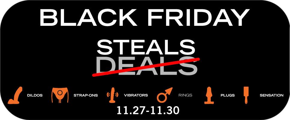 Tantus Black Friday Sale
